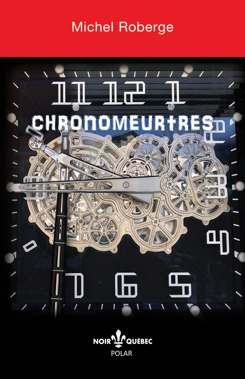 Chronomeurtres: un Dan Brown hyperlocal