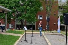 École Muzikâl: tournée de prestations dans les résidences pour aînés
