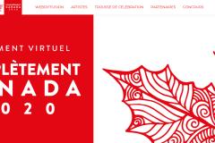 Une première Fête du Canada 100% virtuelle à Québec