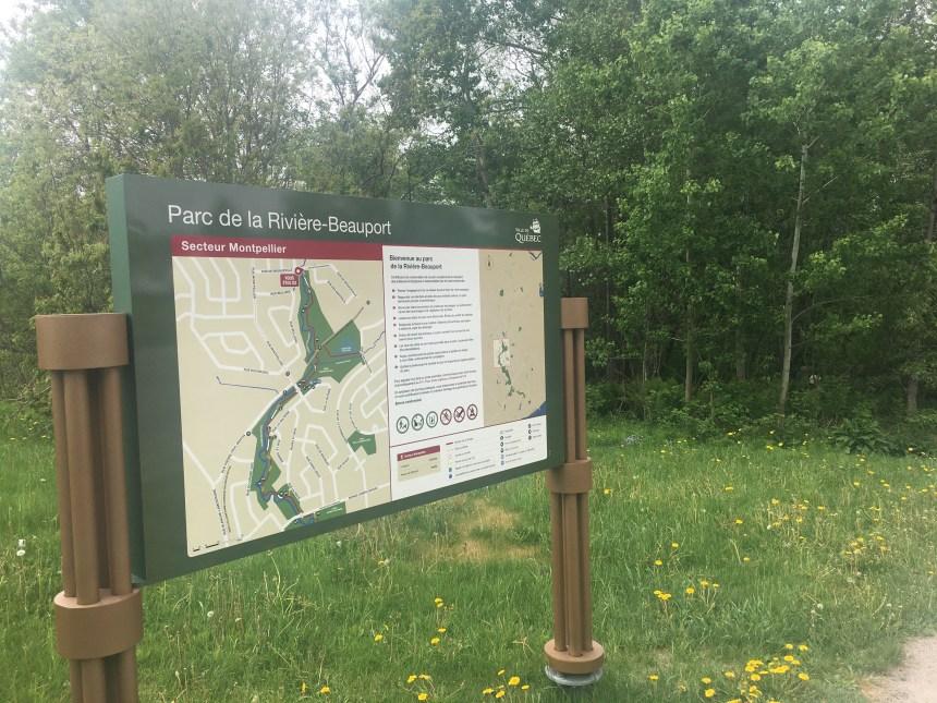 Investissement important dans le parc de la Rivière-Beauport