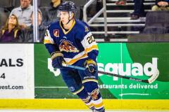Evan Nause sera à Québec pour la prochaine saison