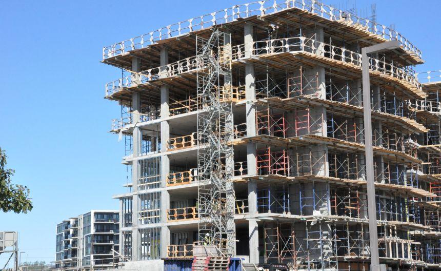Forte relance des mises en chantier résidentielles en mai