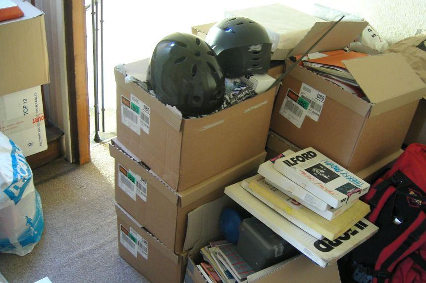 La prudence est de mise dans l'organisation du déménagement