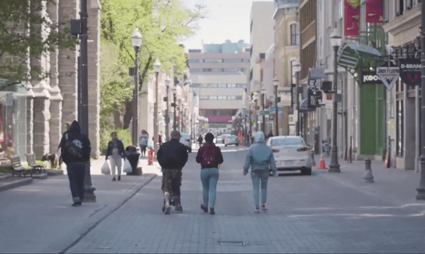 Création d'une monnaie solidaire pour la relance commerciale à Québec