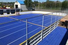 Dek Hockey Beauport: soulagement de l'arrivée du vrai dekhockey