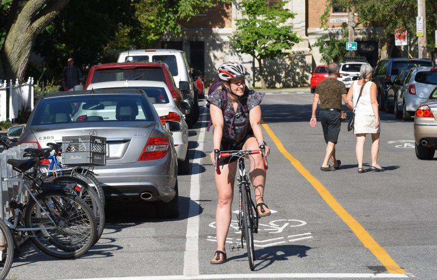 La Ville annonce 24 projets cyclistes cette année