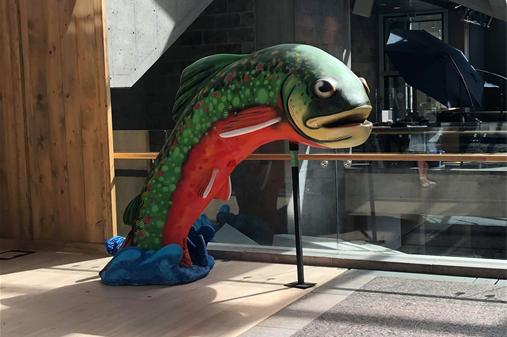La pêche comme si on y était au Musée de la civilisation