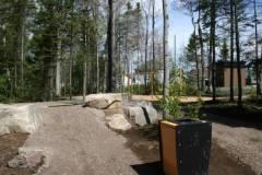 Ouverture des espaces publics à Sainte-Catherine-de-la-Jacques-Cartier