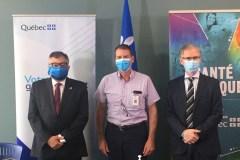 Bilan du coronavirus dans la Capitale-Nationale: rien qu'on ne savait pas déjà