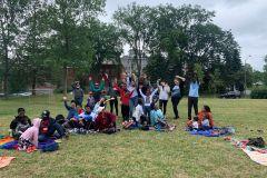 Un camp de jour pour les enfants allophones