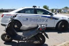 Opération policière: Conducteurs de motocyclettes et cyclomoteurs interceptés