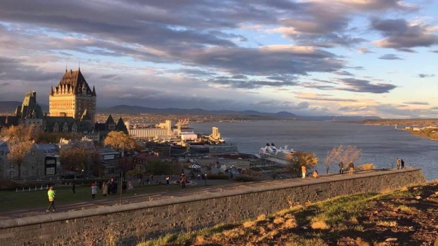 Meilleure destination au Canada : premier rang pour la ville de Québec