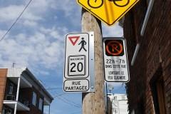 Une première rue partagée dans Saint-Sauveur