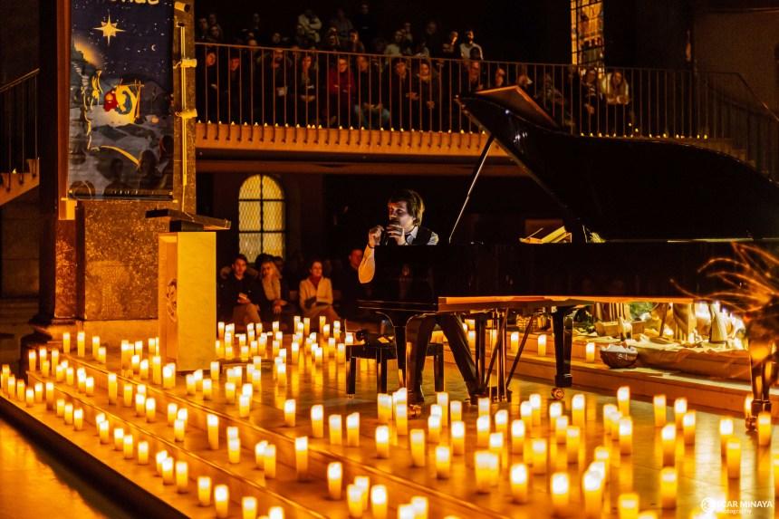 Des concerts à la chandelle s'amènent à Québec