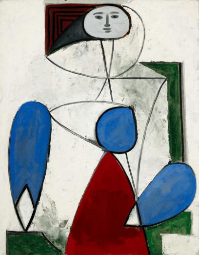 Corps et formes: Picasso en exclusivité à Québec