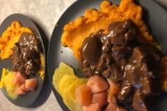 Le généreux délice du Côtes-à-Côtes Resto & Traiteur en version surgelée
