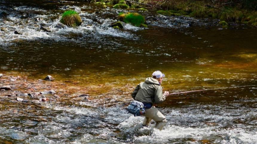 Le meilleur parcours de pêche à la truite au Centre-du-Québec