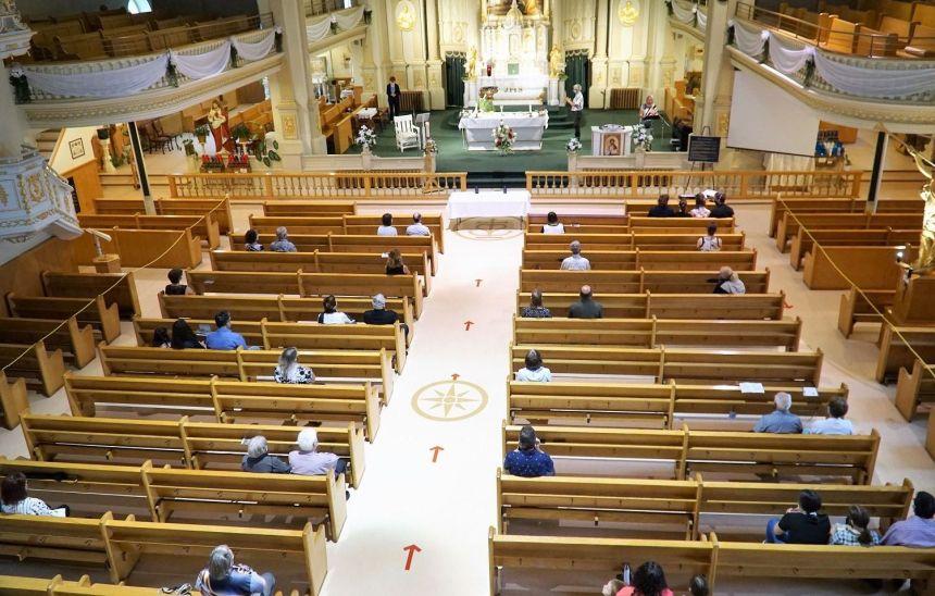 Reprise des activités dans les églises de Saint-Augustin et Cap-Rouge