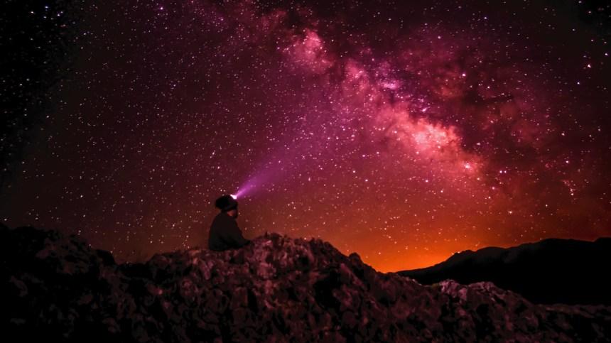 La première réserve internationale de ciel étoilé