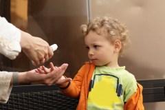 Rappels de certains désinfectants pour les mains