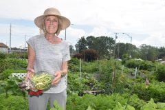 Jardiner pour oublier la pandémie