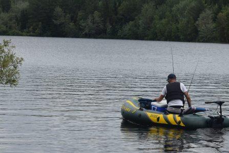 Prévention auprès des plaisanciers du lac Saint-Charles
