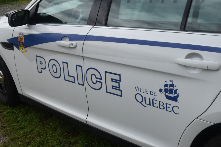 Un cycliste grièvement blessé à Lac-Saint-Charles