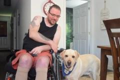 Sclérose en plaques: Vivre de la liberté à la dépendance