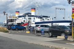 Sauvetage nautique au quai Louis-Joliette