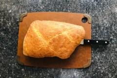 Nouveau service de livraison de pain et pâtisseries