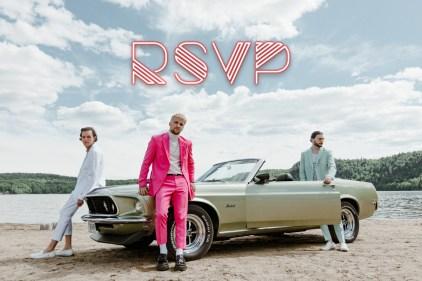 Festival international de la chanson de Granby: RSVP sélectionné en demi-finale