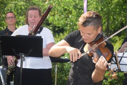 Concert mémoire collective: Balcons symphoniques à Wendake