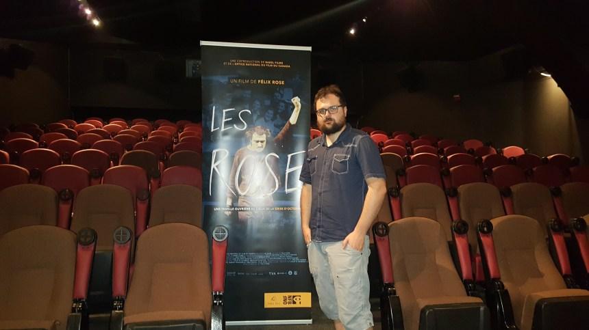 «Le film le plus personnel de ma vie» -Félix Rose
