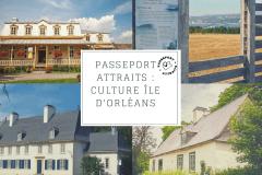 Un passeport pour profiter de l'île d'Orléans