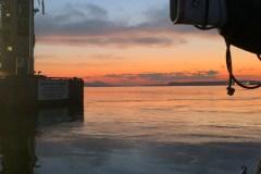 Naviguer sur le fleuve Saint-Laurent, de Québec vers Cap-à-l'Aigle