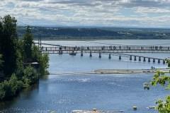 Le pont de l'Île d'Orléans fermé 15 minutes samedi