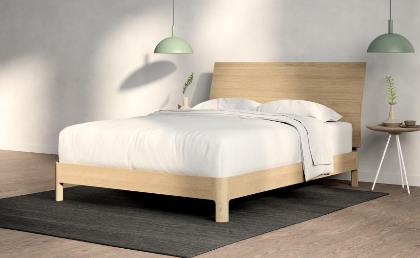 Nouvelle collection de cadres de lits Casper