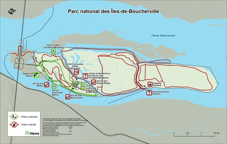 Un camping de VR à 2 minutes de Montréal