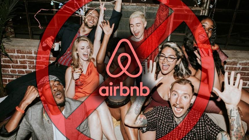 Airbnb interdit les fêtes dans les logements loués via sa plateforme