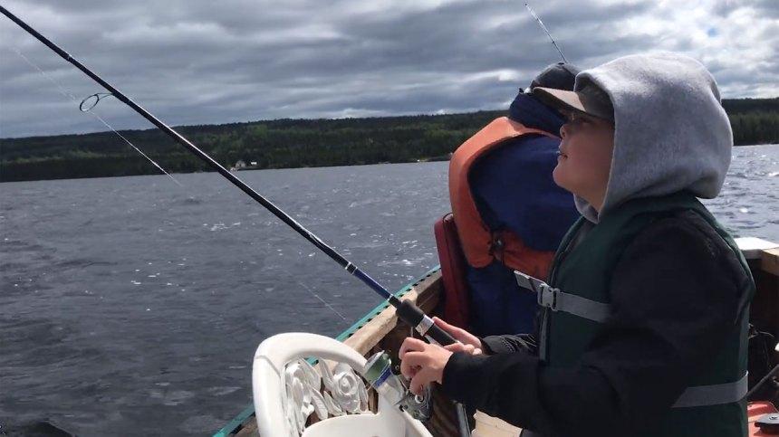 Profitez de la saison estivale pour partir en trip de pêche en famille