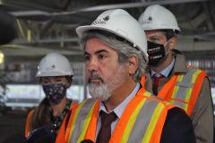 Options toujours à l'étude pour l'avenir du pont de Québec