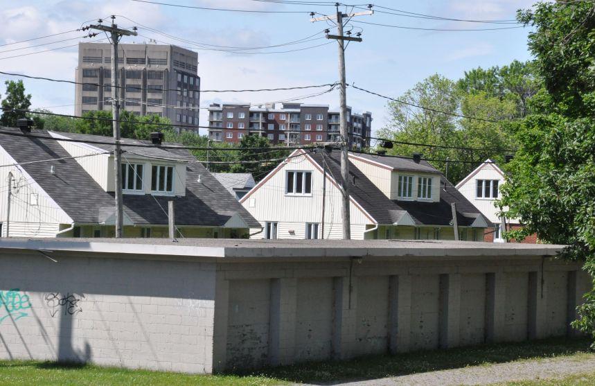 Pas de consultations sur l'ancien quartier militaire de Sainte-Foy