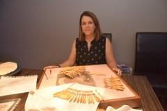 Guilde des dentellières: Passion et persévérance pour Élaine Doiron