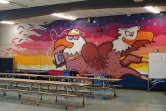 La Ruche Vanier et l'école secondaire Vanier s'associent
