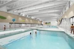 Lancement des travaux de construction du Centre aquatique