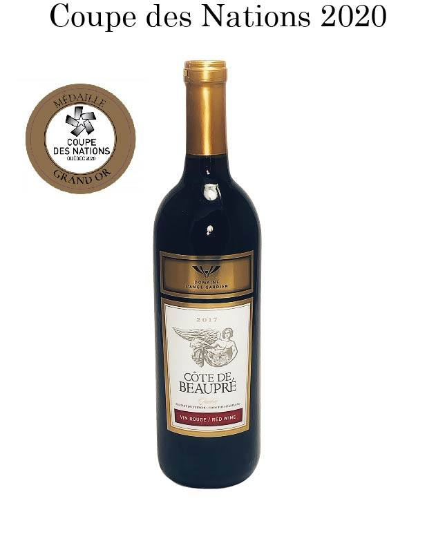 Deux vins de la Côte récompensés
