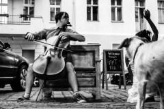 Le défi de Rémy Bélanger: redonner ses lettres de noblesse à Charlotte Moorman
