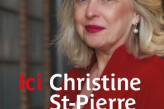Christine St-Pierre se confie dans ses mémoires