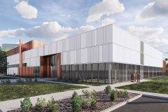 Le nouveau centre communautaire augustinois rappelle son passé