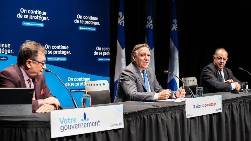 Déconfinement: tout le Québec passera au vert lundi